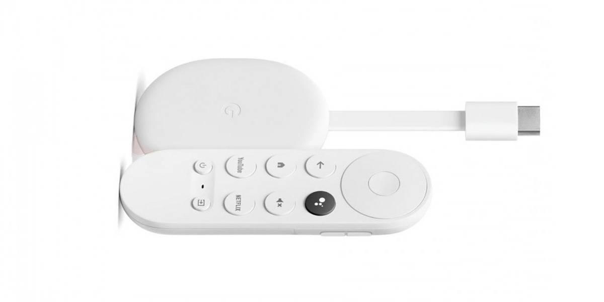 Google Chromecast 2020 se renueva a fondo para competir contra Apple TV con Google TV
