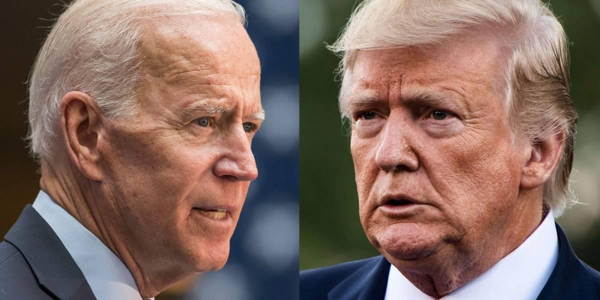 Las frases más polémicas y los ataques entre Trump y Biden en el primer debate presidencial
