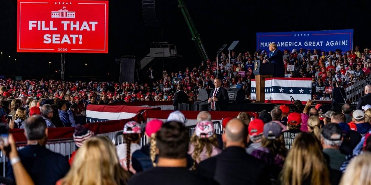 ¿Qué tanto influye el primer debate en la carrera presidencial de Trump y Biden?