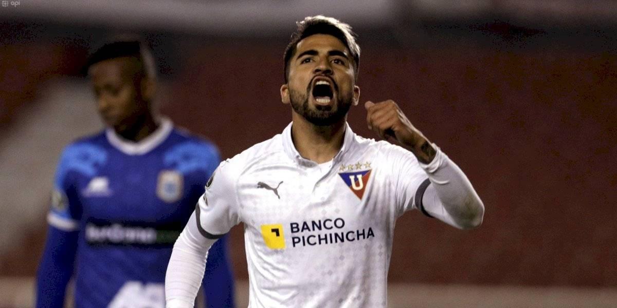 Gustavo Alfaro ubicaría a un debutante en la alineación de Ecuador para medirse contra Colombia