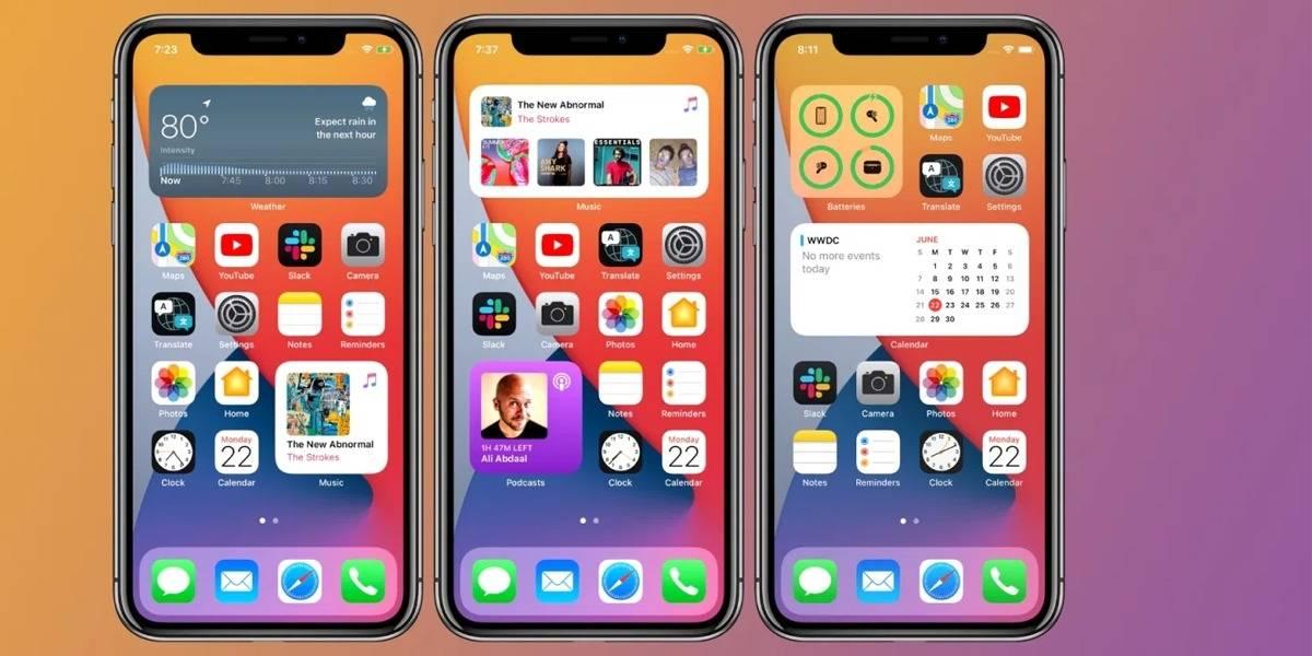 iPhone: ¿Los widgets de iOS 14 roban la información de todo lo que escribo?