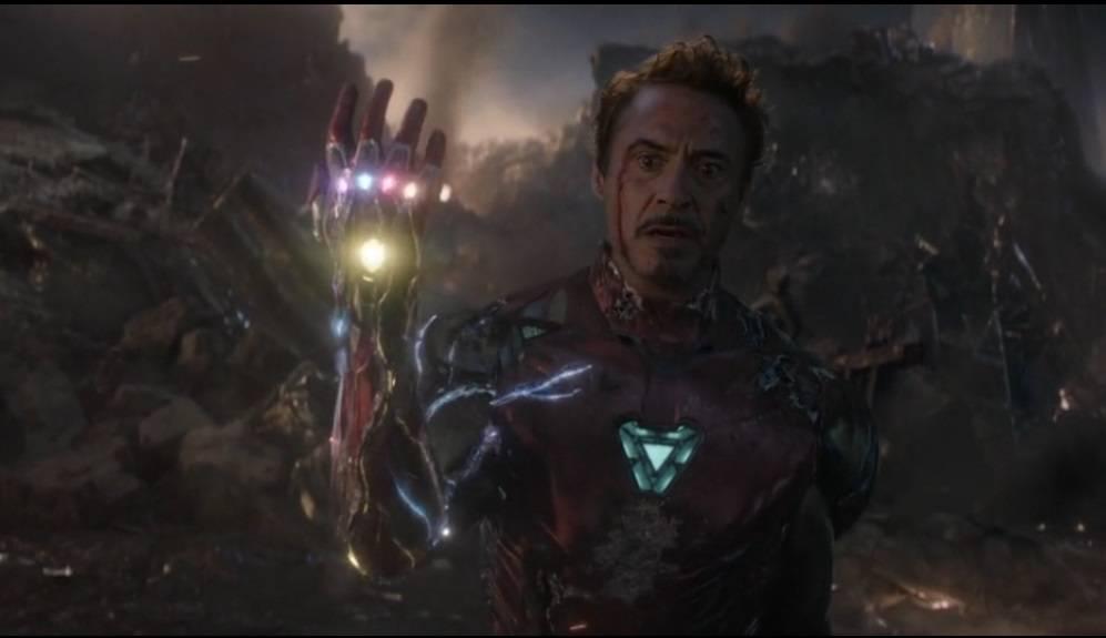 Iron Man Stones