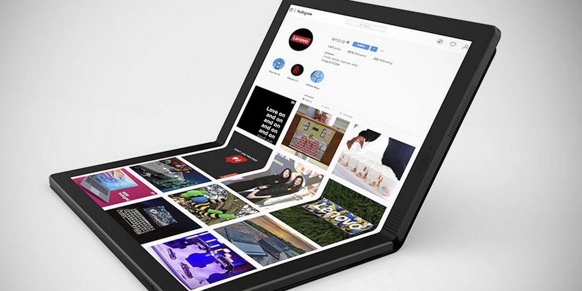 Lenovo ThinkPad X1 Fold la primera PC con pantalla flexible sale ya a la venta