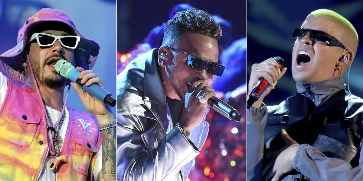 Lista completa de los nominados a los Latin Grammy, anunciada por la academia