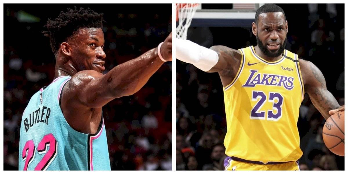Los NBA Freaks: ¿Heat o Lakers?