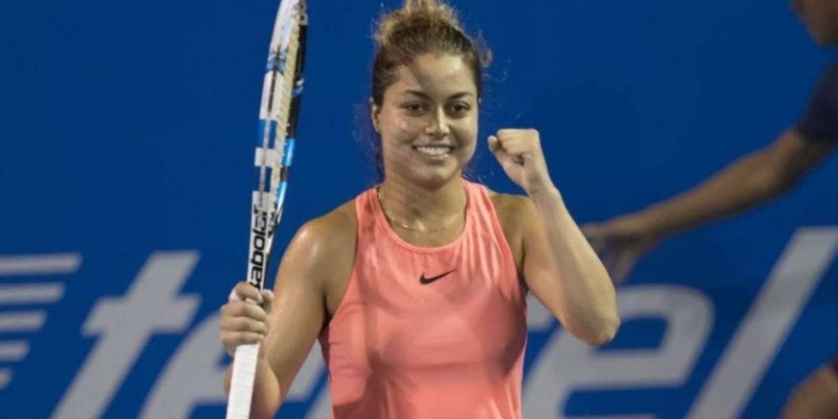 ¿Quién es Renata Zarazúa, la mexicana que hizo historia en Roland Garrosú
