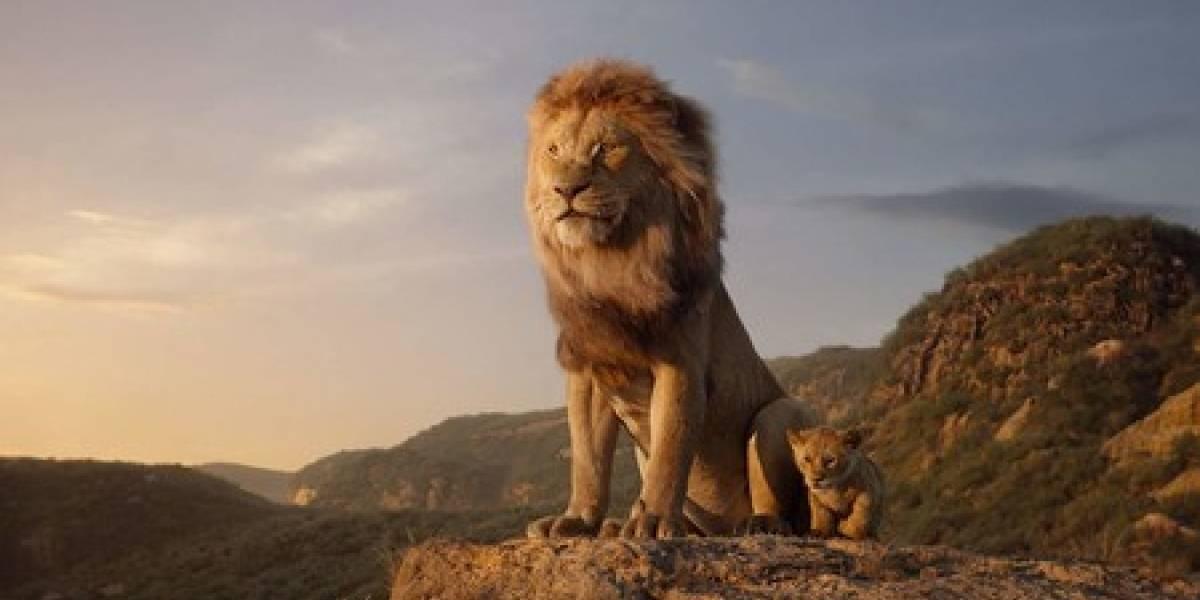 Se confirma la secuela del live-action del Rey León