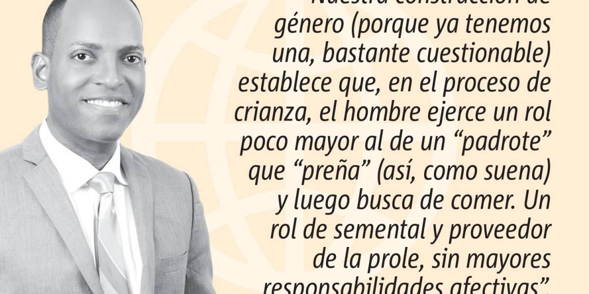 """Opinión de Julio Rivera Saniel: El asunto de """"género"""": cosa de hombres"""