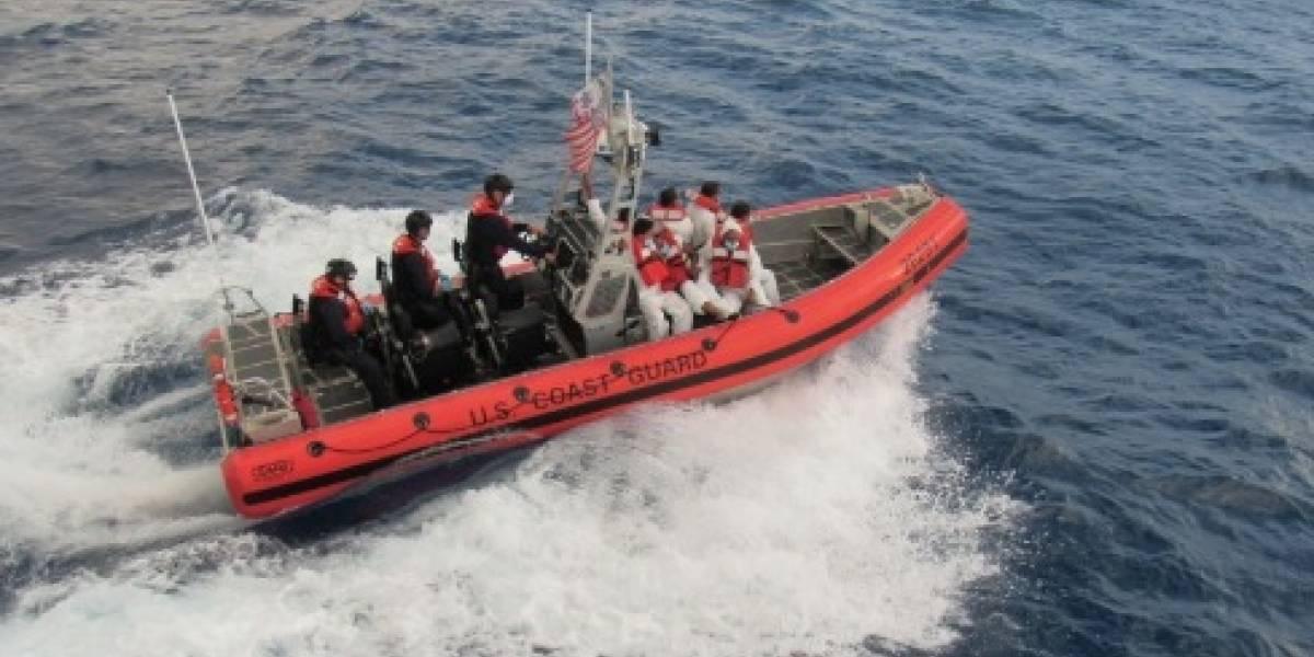 Autoridades interceptan bote con 20 migrantes dominicanos a las afueras de Rincón