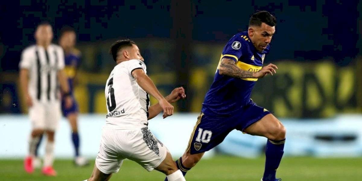 (🇦🇷 Boca 0-0 Libertad 🇵🇾) Presos del empate en La Bombonera