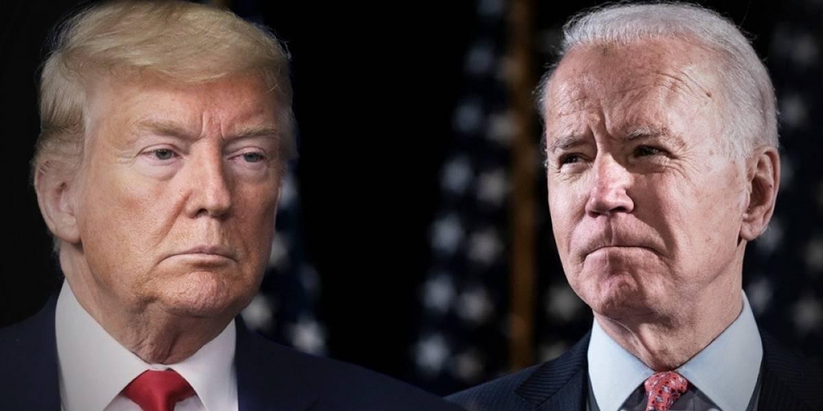 Para dummies: Las cifras que debes conocer al momento de las elecciones entre Trump vs. Biden