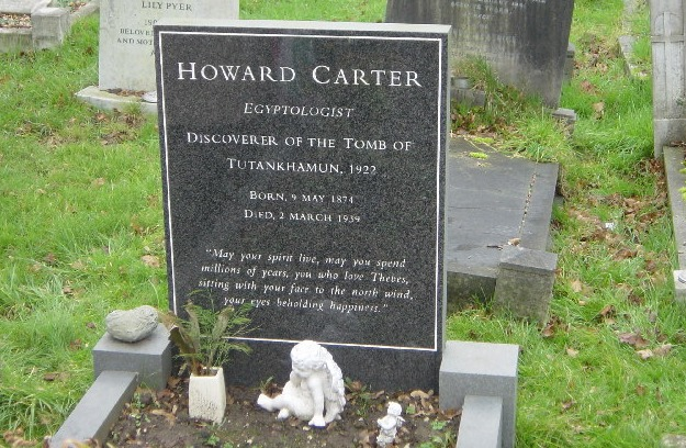 Tumba de Howard Carter