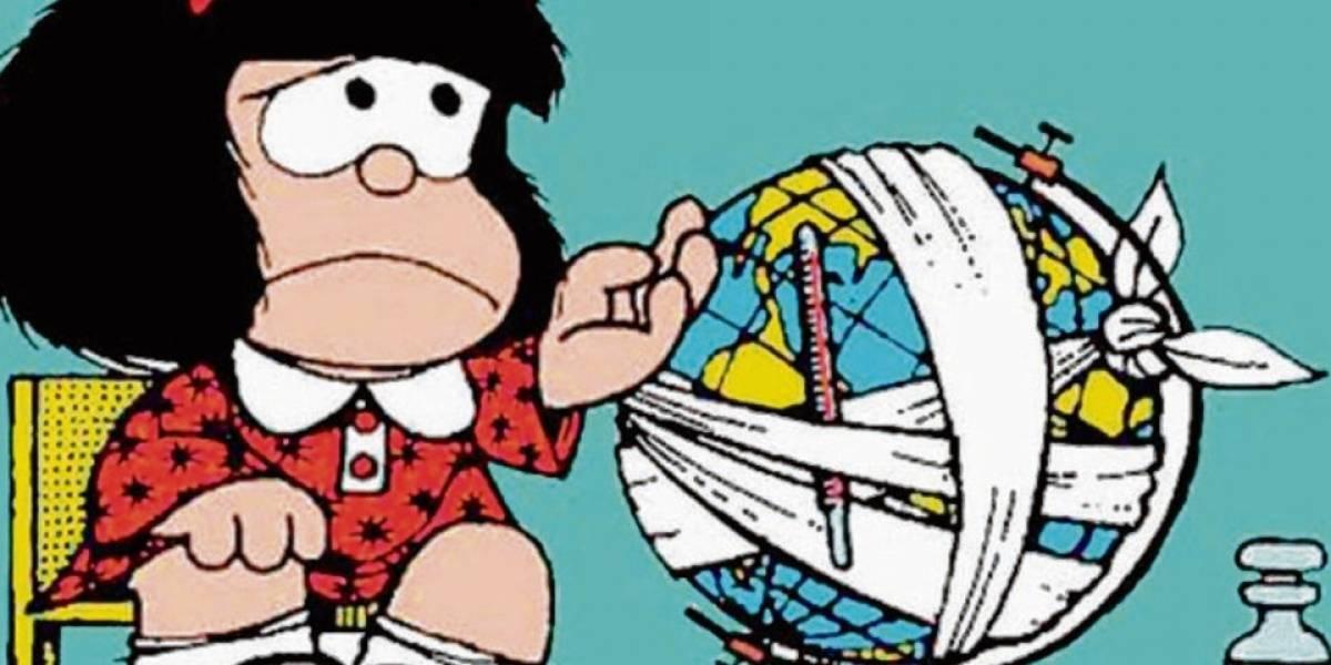 """Quino detrás de Mafalda: """"Muchachos: si uno no se apura a cambiar el mundo, después el mundo lo cambia a uno"""""""