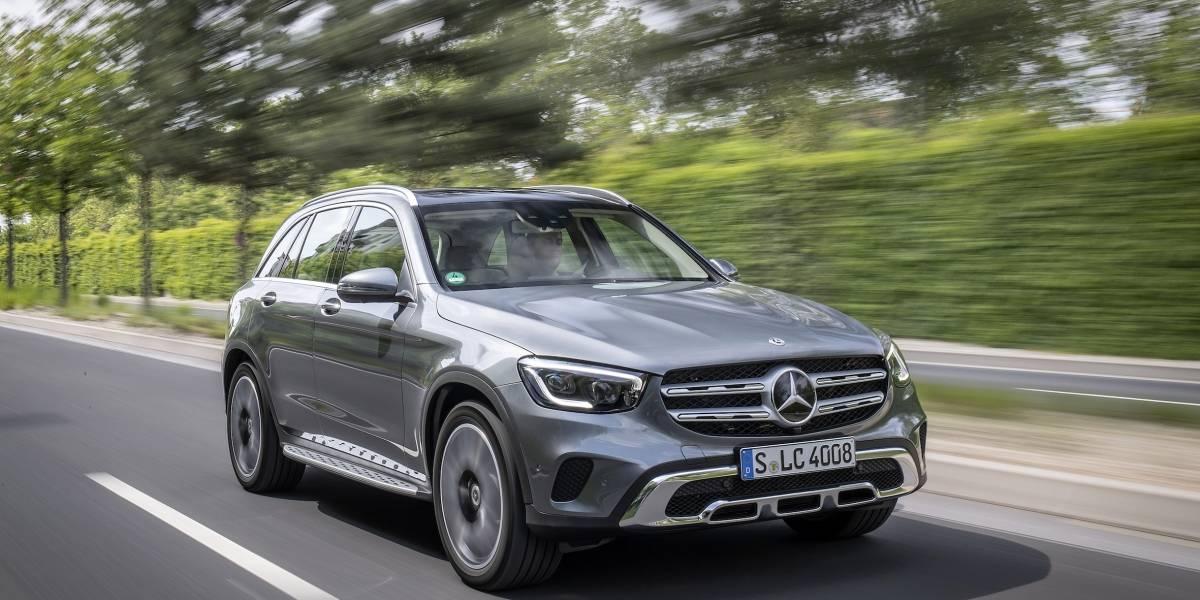 Mercedes-Benz refresca su GLC con retoques tecnológicos y estéticos