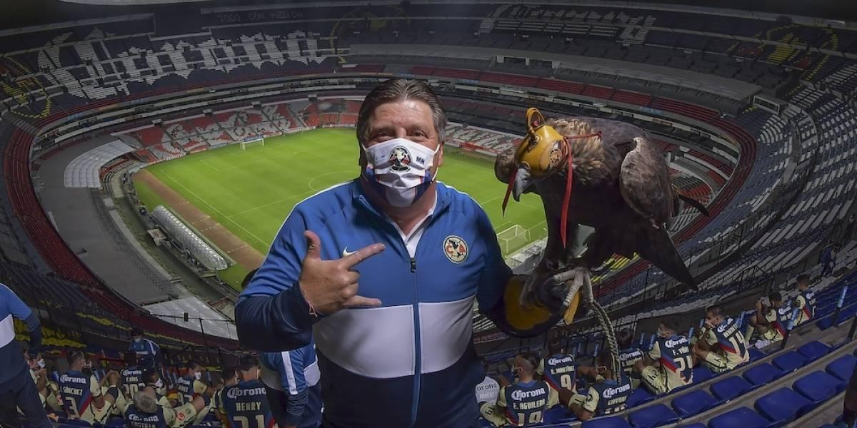 Miguel Herrera trae de hijo a los Pumas en el Clásico capitalino