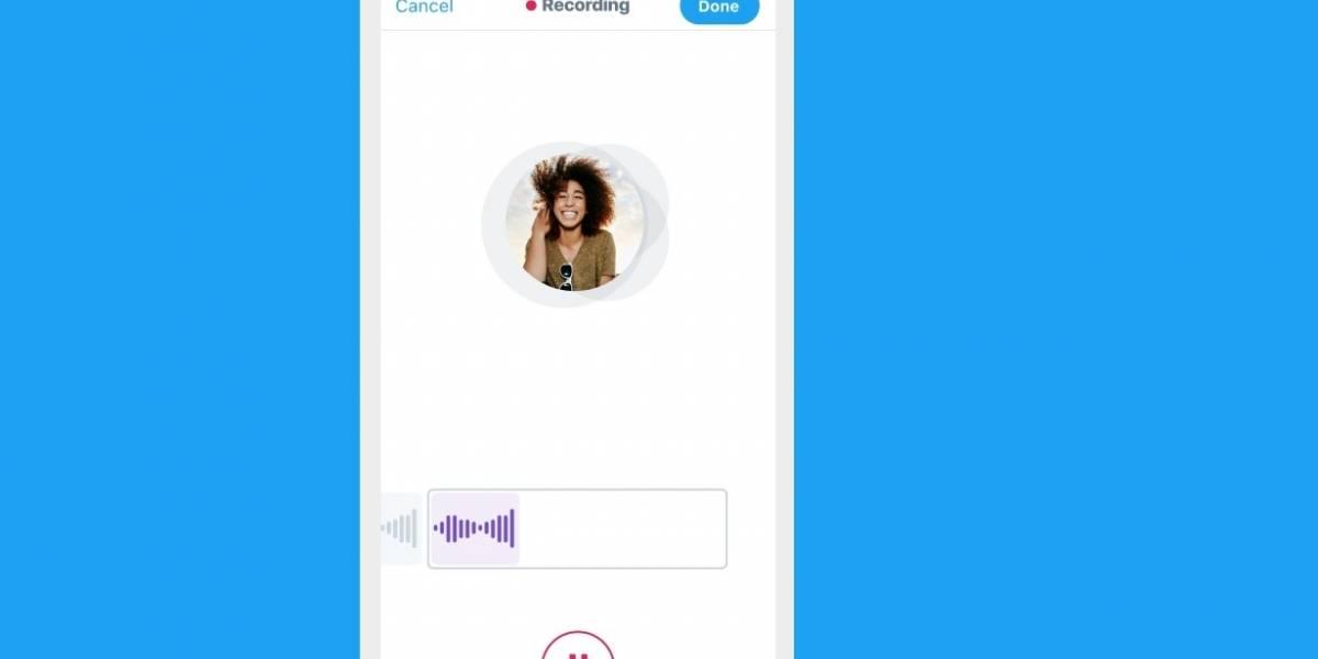 Twitter lanzará tuits de voz en Android en 2021