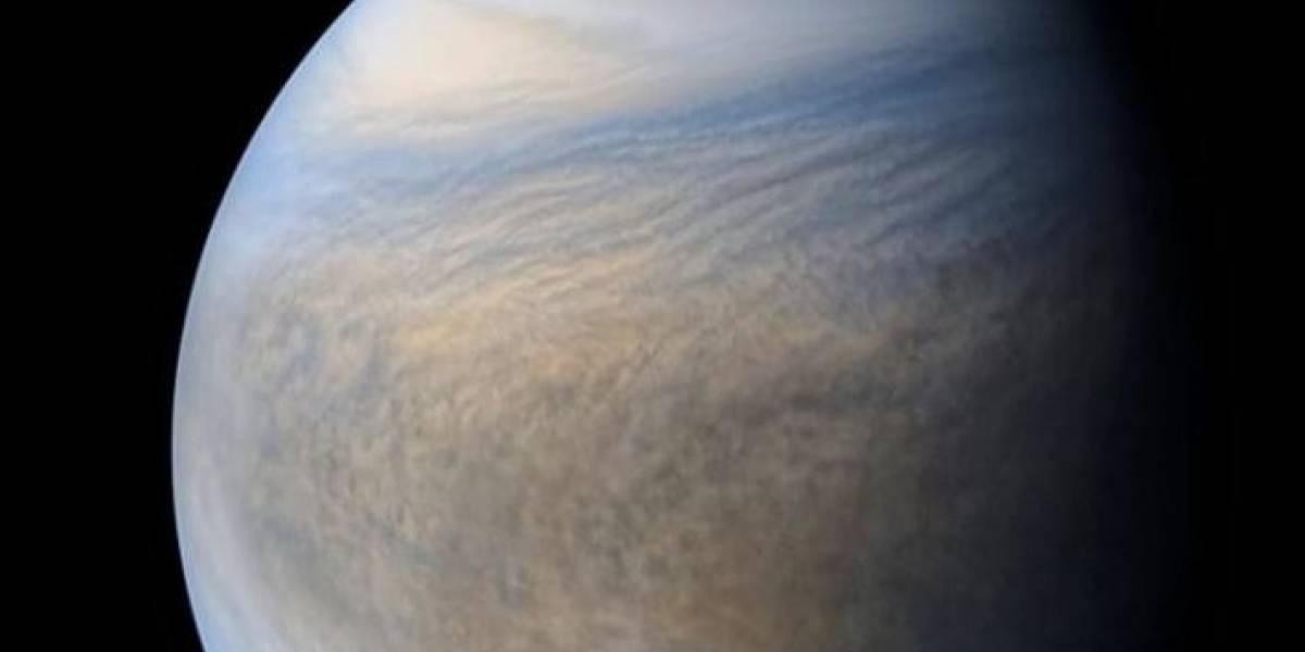 Ciencia.-Culpan a Júpiter de que Venus acabase siendo un infierno sofocante
