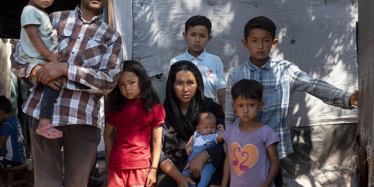 """Europa.- MSF denuncia que en la isla griega de Samos hay 4.500 migrantes """"hacinados como animales"""""""