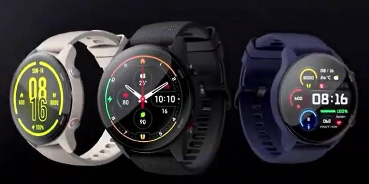 Portaltic.-Mi Watch, el nuevo reloj inteligente de Xiaomi con una autonomía de hasta 16 días