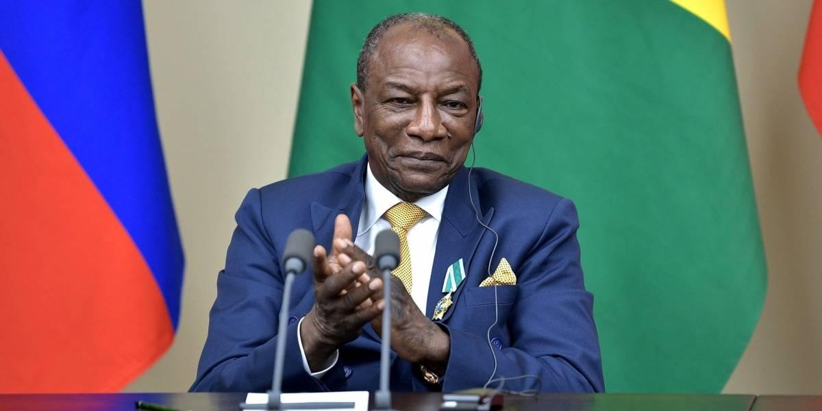 Guinea.- Varios heridos en un ataque contra el convoy del primer ministro de Guinea durante las protestas contra Condé