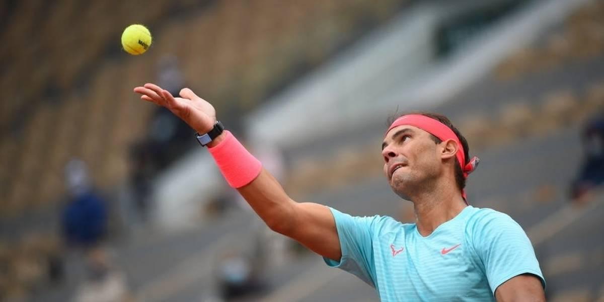 Tenis.-Tenis/Roland Garros.- Nadal se mete en tercera ronda tras batir sin problemas a McDonald