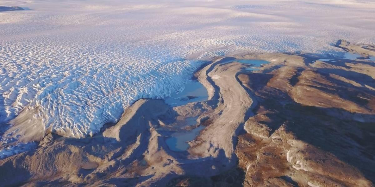 Ciencia.-Groenlandia, camino del siglo con más deshielo en 12.000 años