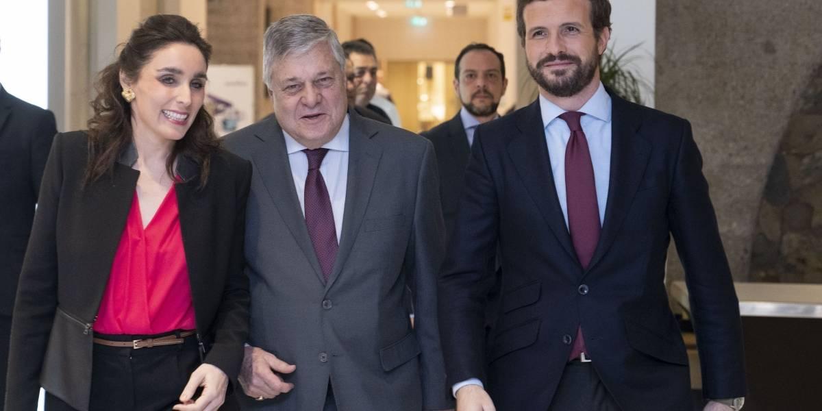 Venezuela.- Casado se verá el viernes en el Congreso con la oposición venezolana, a la que expondrá su rechazo a misión de Borrell