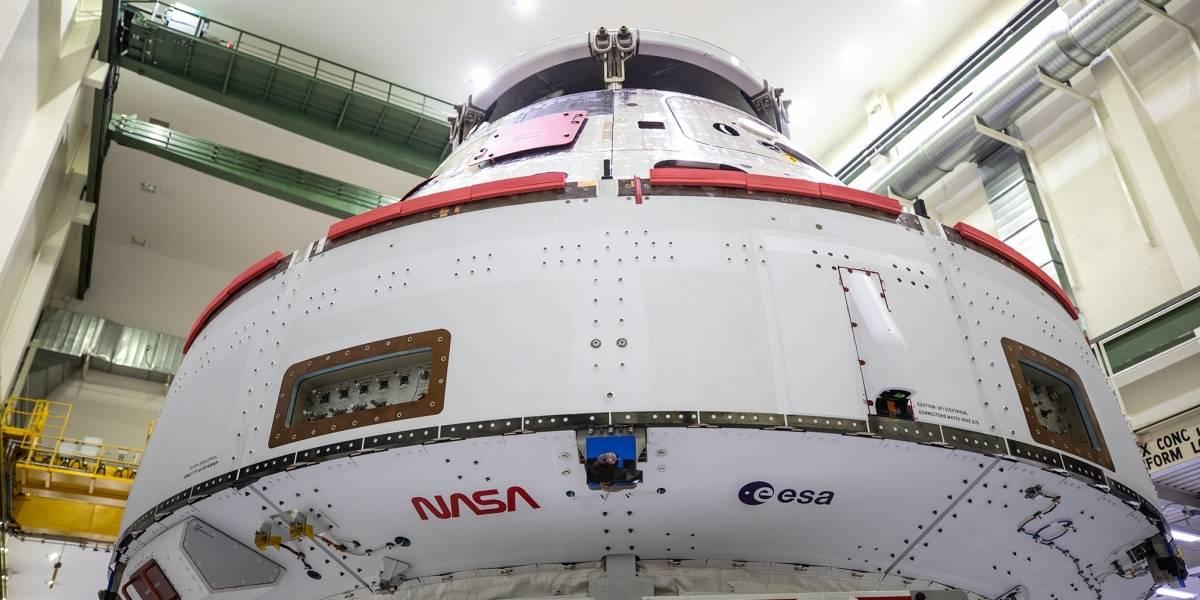Ciencia.-La NASA incorpora su logotipo del gusano a las misiones Artemisa