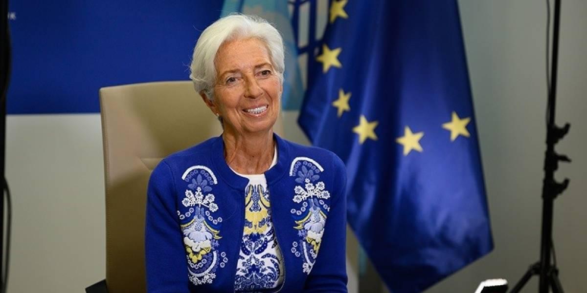 Estados Unidos.- Lagarde abre la puerta a que el BCE emule a la Fed y permita una inflación por encima del 2%