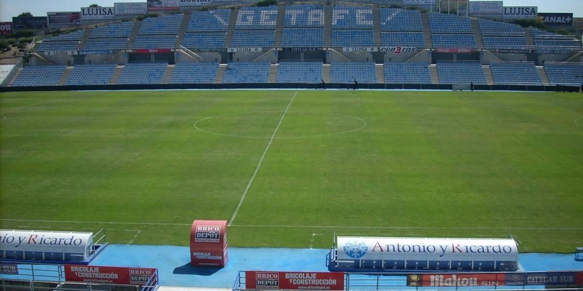 Fútbol.- El Ayuntamiento de Getafe aprueba abonar 841.000 euros al Getafe CF por unas obras en el Coliseum