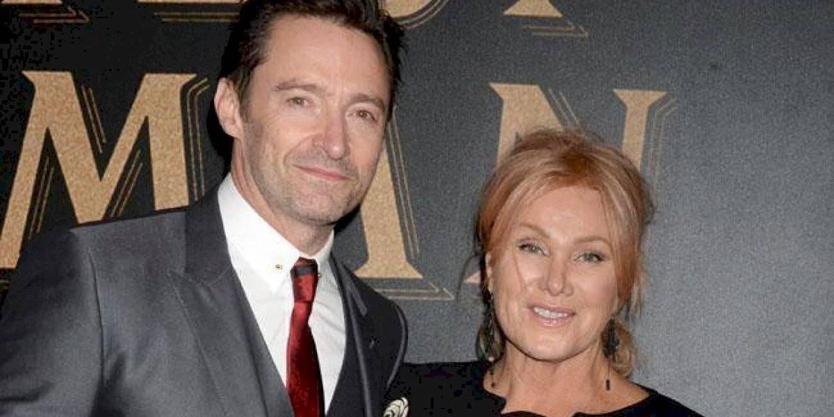 Mujer de Hugh Jackman reacciona a los rumores sobre la homosexualidad del actor