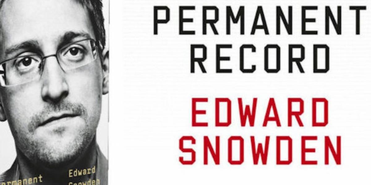 """Con """"comisión"""": Justicia ordena a Snowden entregar ganancias de su libro al Gobierno de EEUU"""