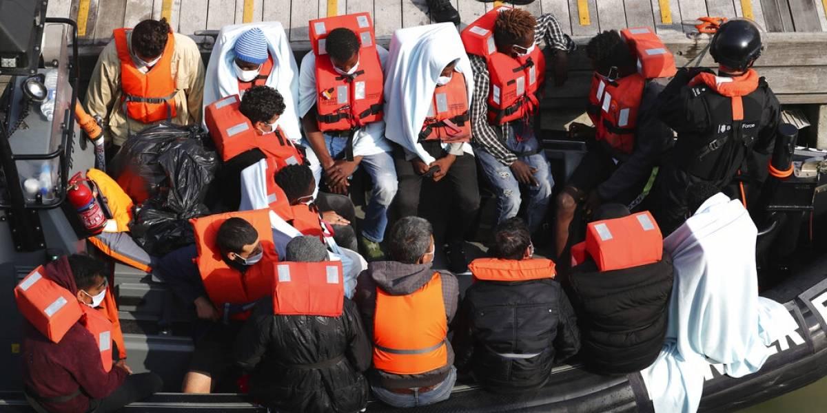 Enviar a isla a los solicitantes de asilo: la nueva idea de Gran Bretaña