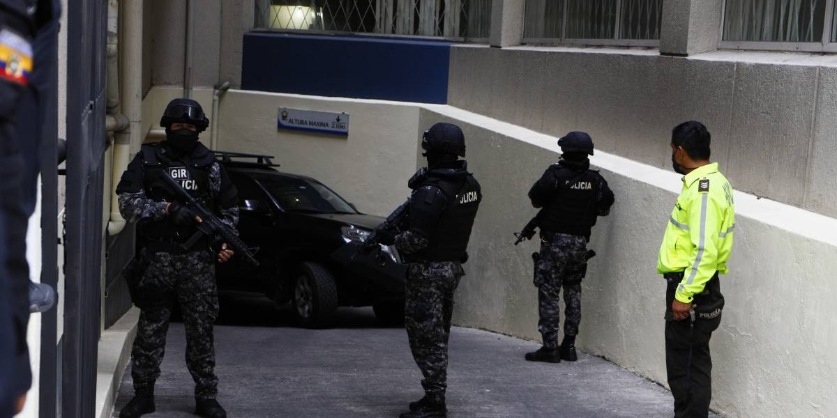 A Jacobo Bucaram le negaron el recurso de habeas corpus