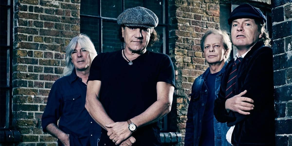 AC/DC 'quase' clássico anuncia novo álbum