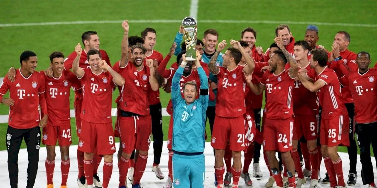 Bayern Múnich, a un paso del histórico sextete