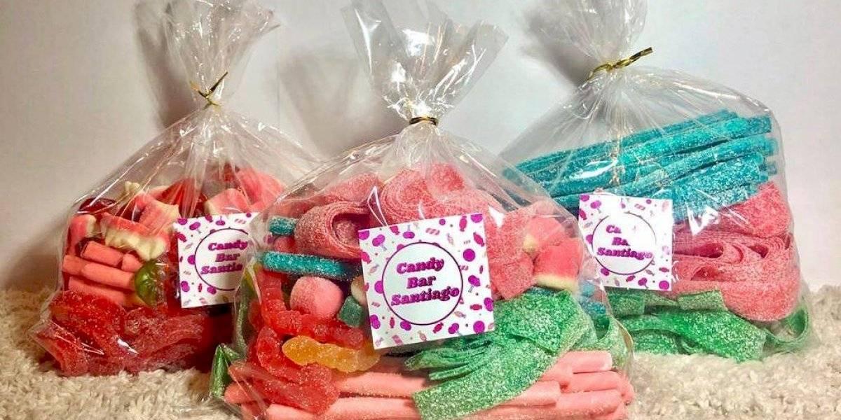 Candy Bar Santiago embriaga de dulzura con sus gomitas multicolores