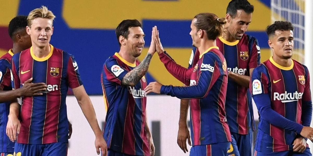 Celta de Vigo vs. Barcelona   EN VIVO ONLINE GRATIS Link y dónde ver en TV La Liga: alineaciones, canal y streaming