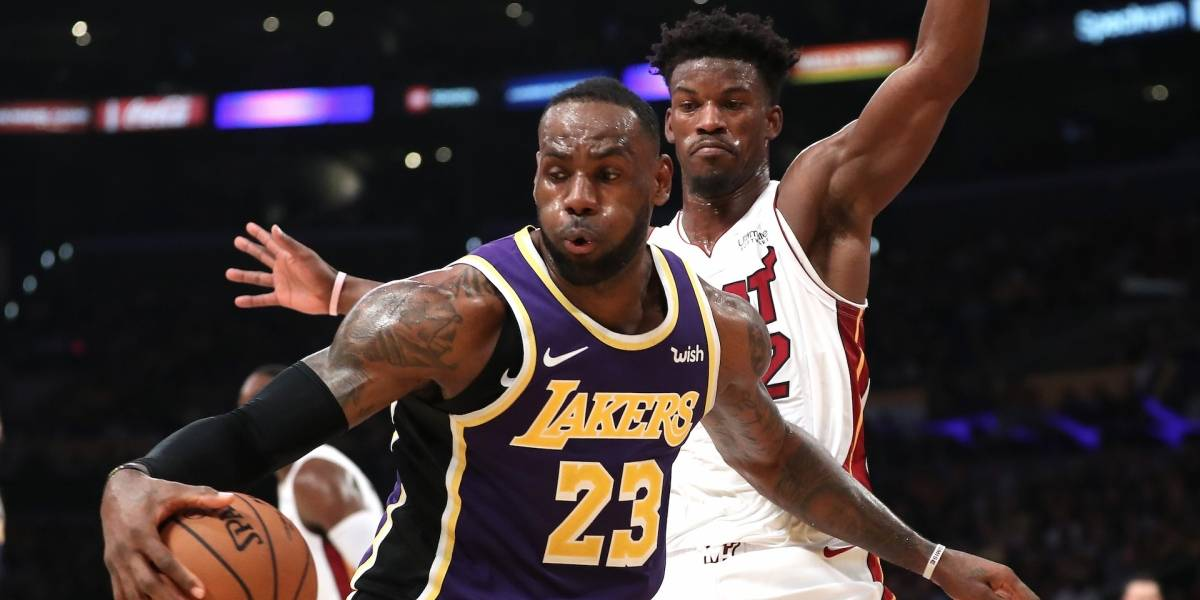 Lakers vs. Heat | EN VIVO ONLINE GRATIS Link y dónde ver en TV Final de la NBA 2020: Juego 1, canal y streaming