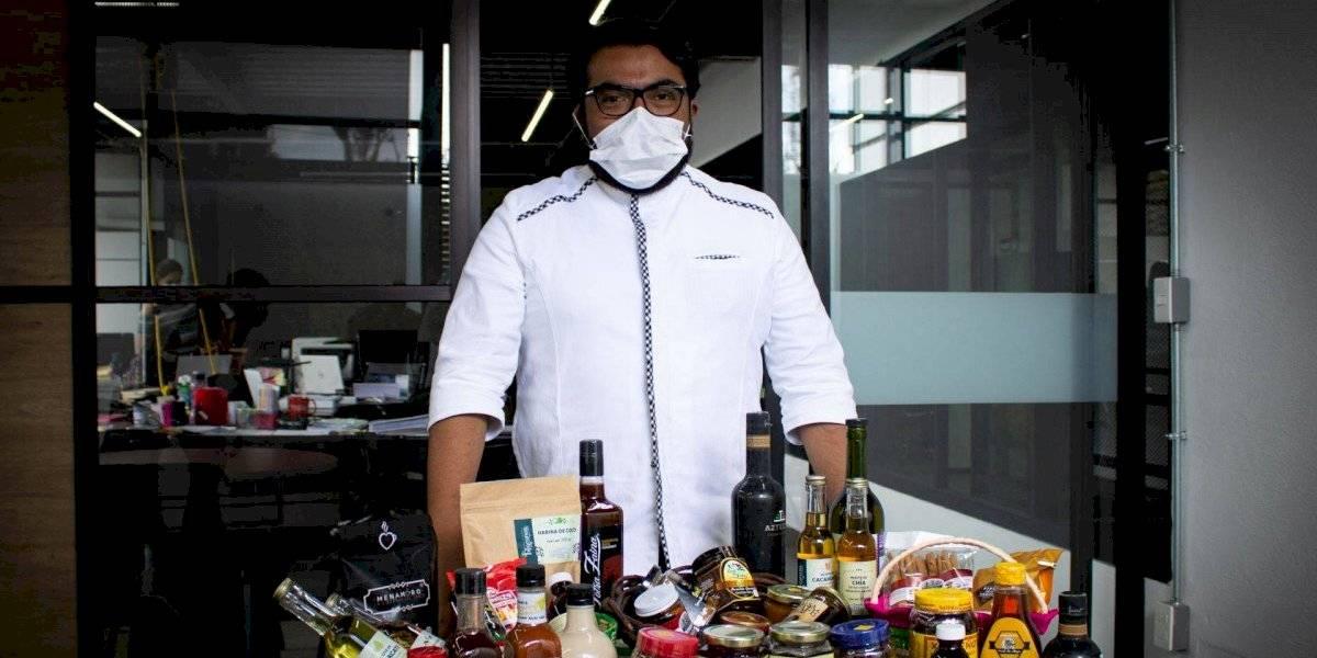 Crean plataforma para ofrecer productos hechos en Veracruz en medio de la crisis por Covid-19
