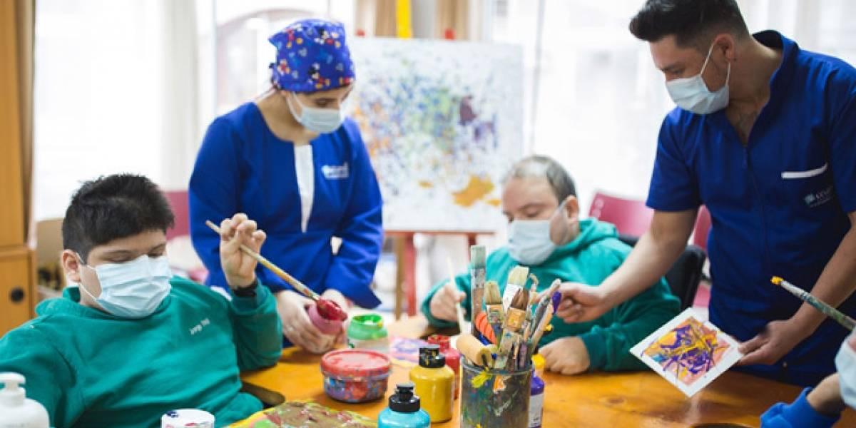 Chile se moviliza para ir en ayuda de Coanil y personas con discapacidad intelectual