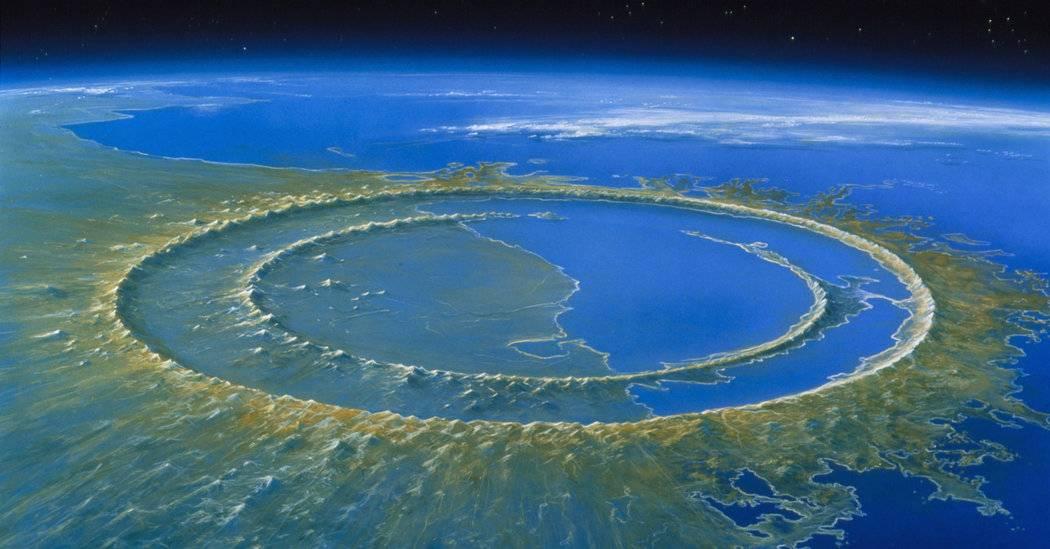 Cráter Chicxulub