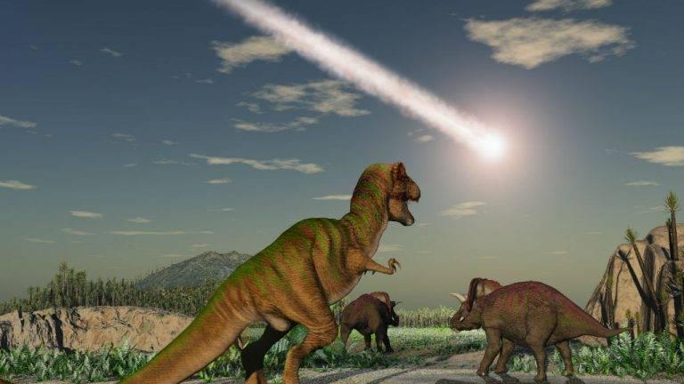 Cráter Chicxulub dinosaurios