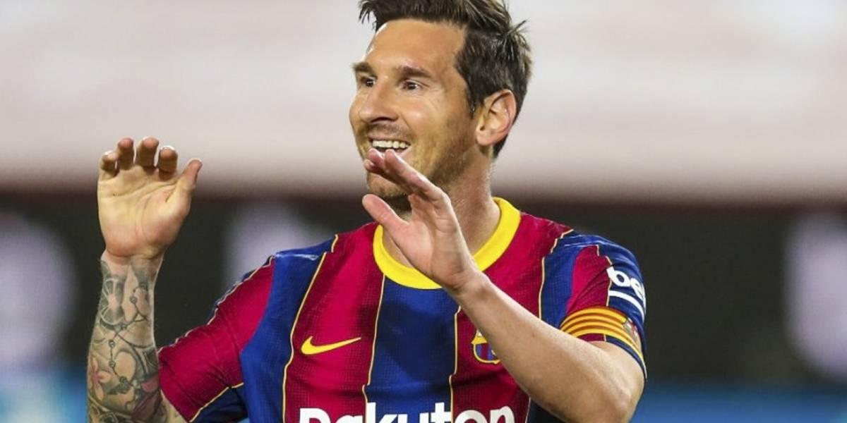 Lionel Messi pone fin a la polémica y pide unión en el Barcelona