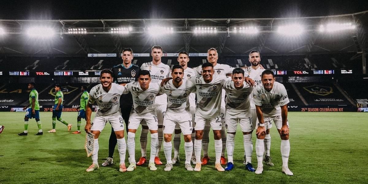 Los equipos de Los Ángeles de la MLS están en crisis