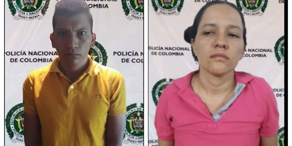 Padres acusados de matar a su hijo escaparon luego de que juez les diera casa por cárcel