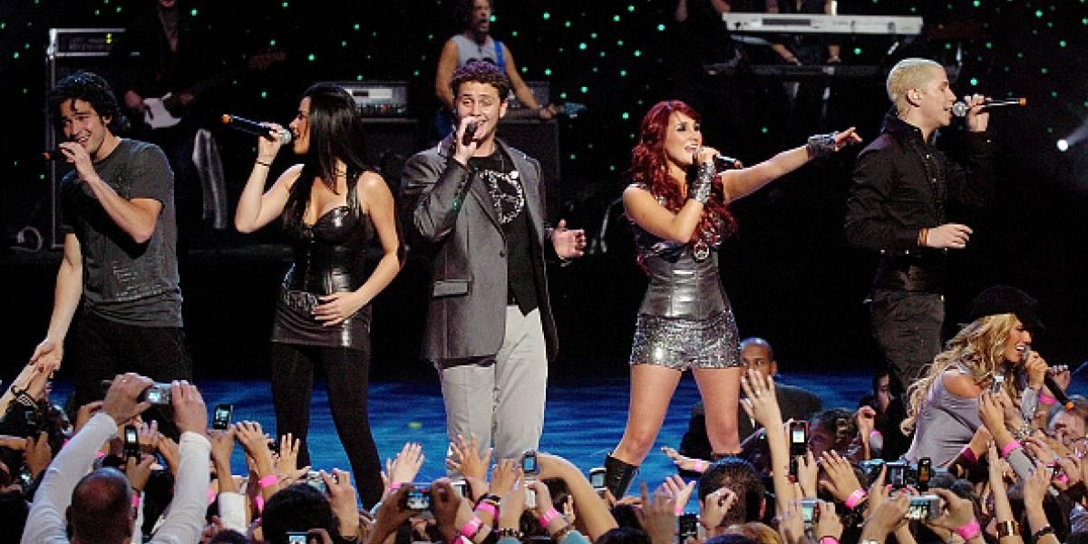 """""""Ser o parecer"""": RBD confirma fecha de su show virtual en lo que será su reencuentro tras 12 años"""