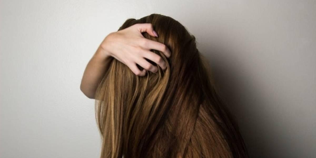 Tinte de cacao para oscurecer el cabello y darle un bello tono castaño