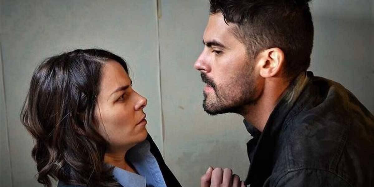 """Alejandra Robles Gil cuenta lo """"fuerte"""" que fue grabar las escenas del secuestro en """"Imperio de mentiras"""""""