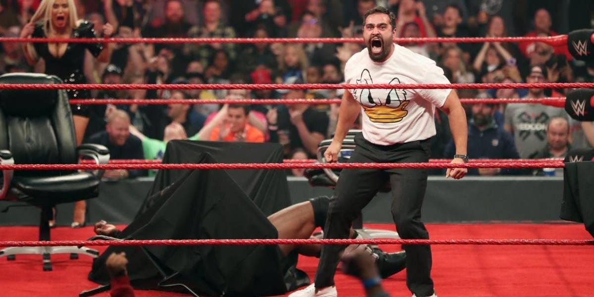 WWE: Por fin, Rusev revela sus sentimientos por los besos de Lana con Lashley